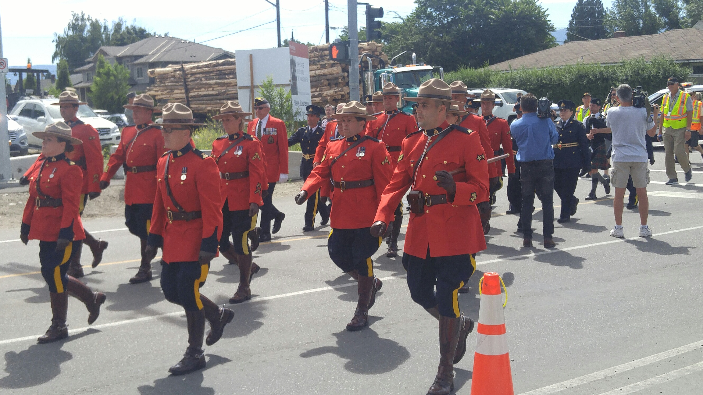 RCMP Get a new Home